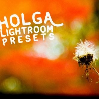 Holga Lightroom Presets