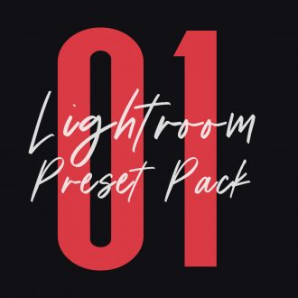 01 Lightroom Preset Pack